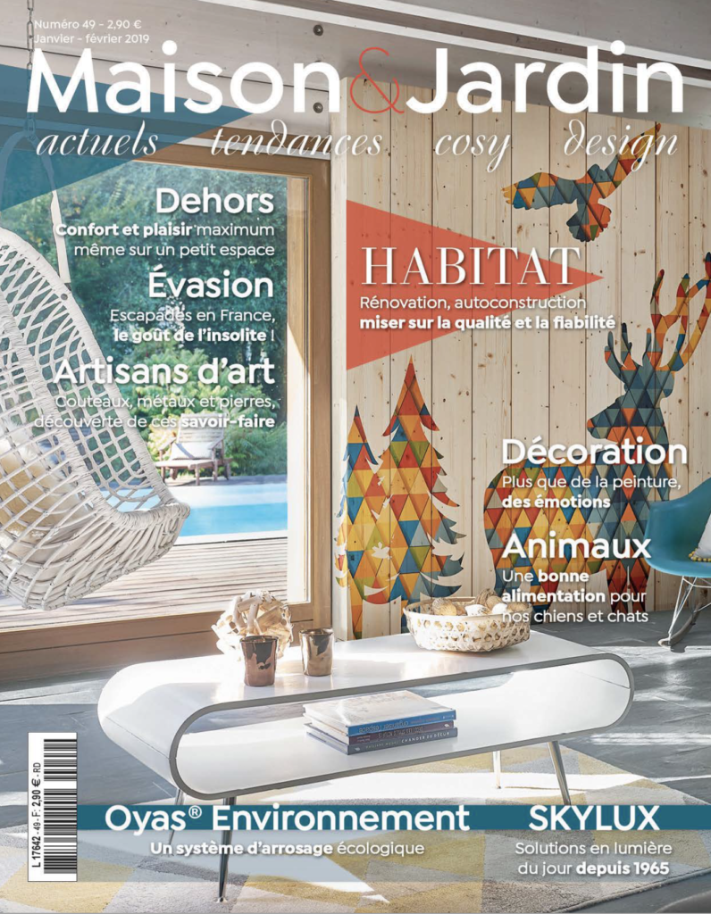 Maison & Jardin Janv-Fev 2019