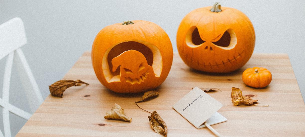 Cmonjardinier vous explique l'origine de la citrouille d'halloween.