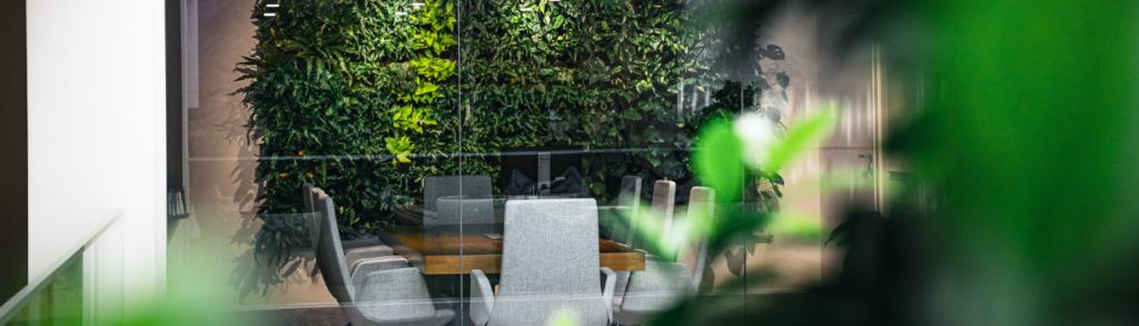 Les bienfaits des plantes d'intérieur en entreprise